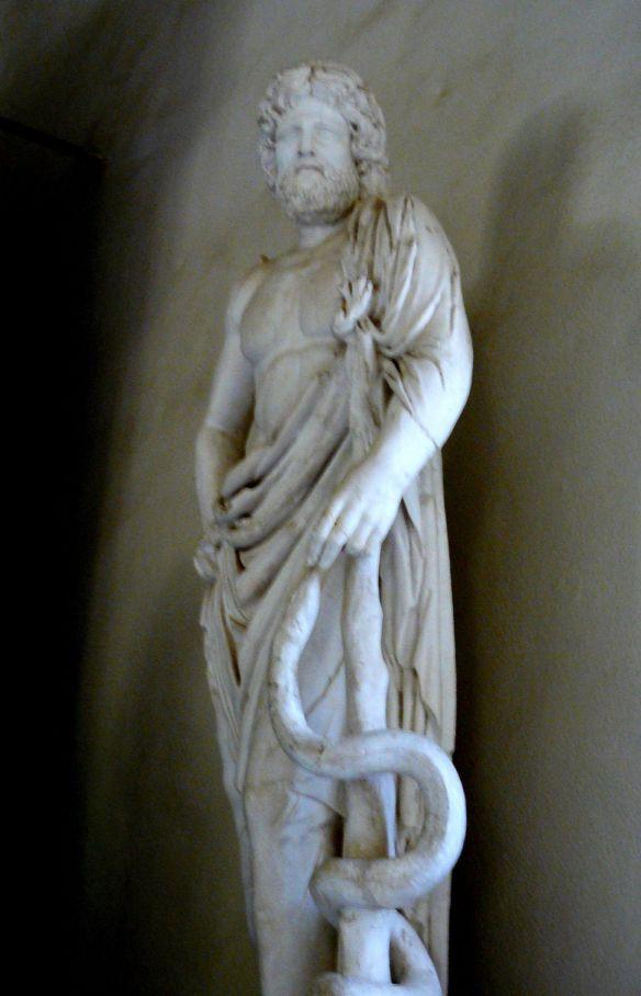 Epidauros_Asclepios