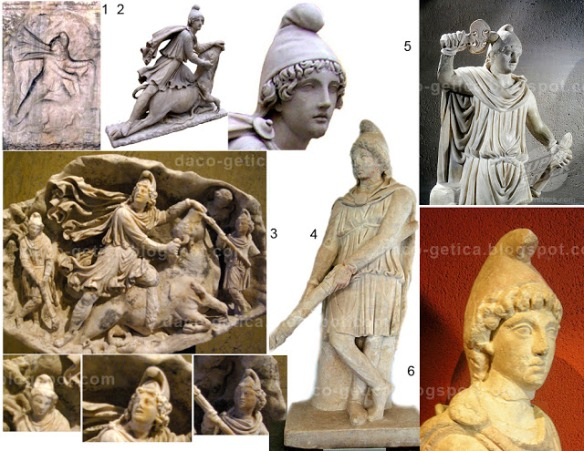 mithra sculpture