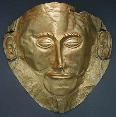 Masca Agamemnon