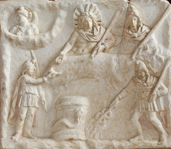Mithras_banquet_Louvre_Ma3441