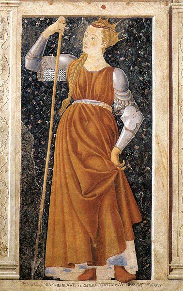 05-07 andrea del castagno - uomini donne illustri - tomiris