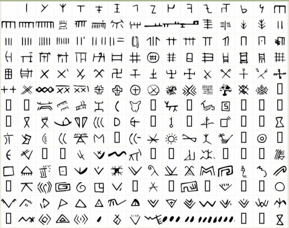 vinca symbols 4500