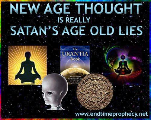 New Age Thoughts