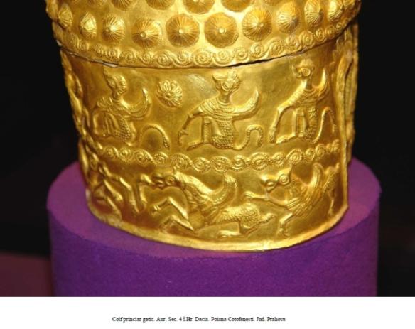 golden-dacian-helmet-500-400-bc-prahova-romania-coiful-geto-dacic-aur-dacilor